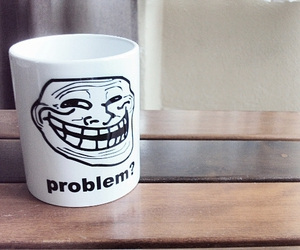 funny, cup, and memes image