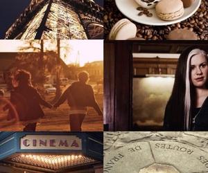 book, cinema, and couple image