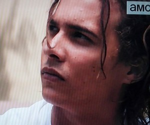 frank dillane, feartwd, and nick clark image