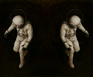 astronaut, astronauta, and beautiful image
