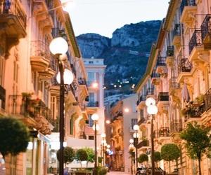 travel, monaco, and city image