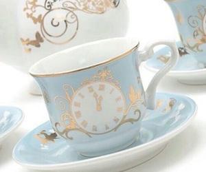 cinderella, disney, and blue image