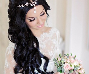 autumn, dreamy, and hairstyle image