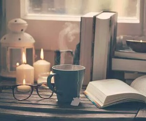 books, good, and coffee image