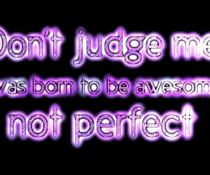 girl, human, and i am not perfect image