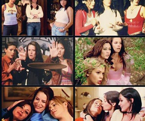 charmed, sisters, and Witches image