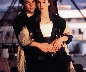 titanic, jack, and kate winslet image