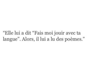french and poem image