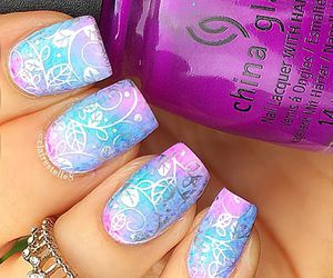 beauty, fashion, and cute nails image