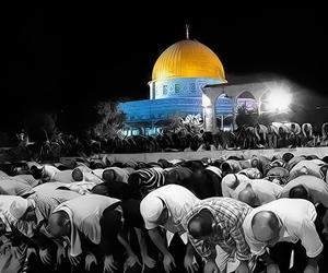 palestine, Jerusalem, and prayer image