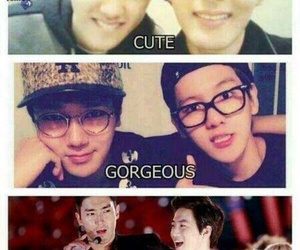 exo, baekhyun, and super junior image