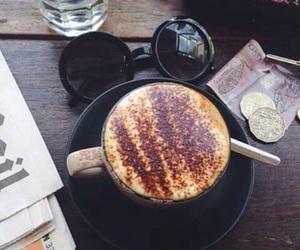 coffee, chocolate, and money image