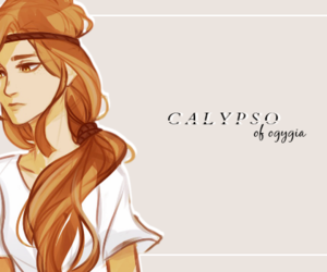 Calypso, percy jackson, and pjo image