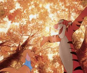 autumn, disney, and roo image