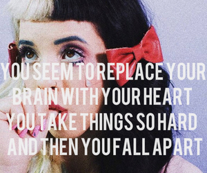 crybaby, melanie, and quotes image