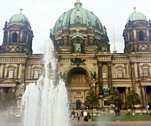 berlin, places, and travel image