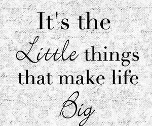 life, quote, and big image