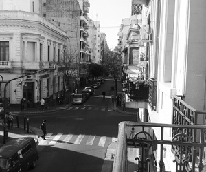 argentina, blackandwhite, and buenos aires image