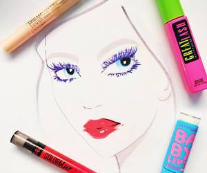 beauty, cosmetics, and how to image