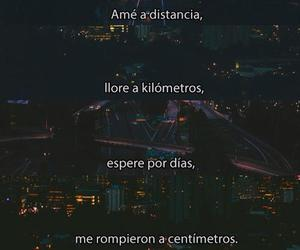 distance and frases en español image