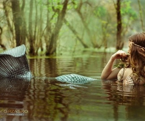 mermaid and fantasy image