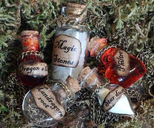 magic, fantasy, and potion image