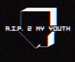 the neighbourhood, the nbhd, and rip 2 my youth image
