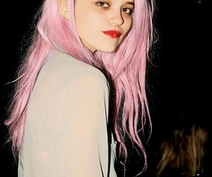 sky ferreira, grunge, and hipster image