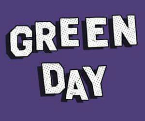 band, green day, and music image