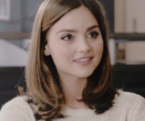 doctor who, clara oswald, and dw image