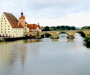 architecture, germany, and landscape image