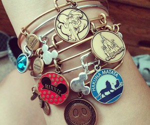 accessories, fashion, and little mermaid image