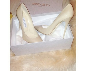 heels, shoes, and Jimmy Choo image