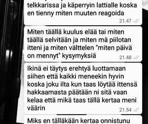 finnish, vittu, and ahdistaa image