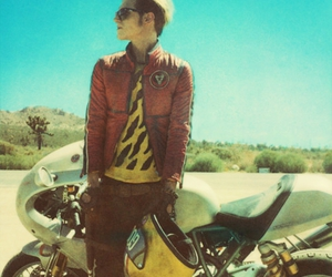 mikey way, my chemical romance, and danger days image