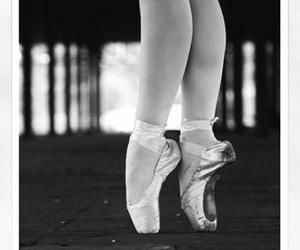 ballet, ballet dancer, and dance image