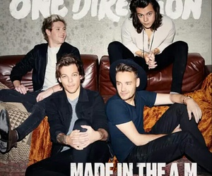one direction, made in the am, and Harry Styles image