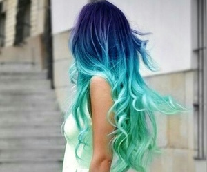 hair colour image