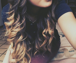 Mechas, cabello, and californianas image