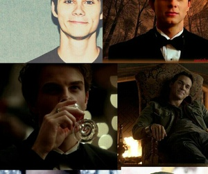 dylan, the vampire diaries, and kai image