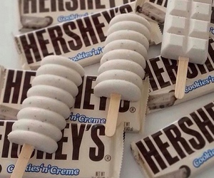hershey's, chocolate, and food image