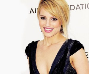 beautiful, glee, and dianna agron image