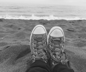alone, converse, and mar image