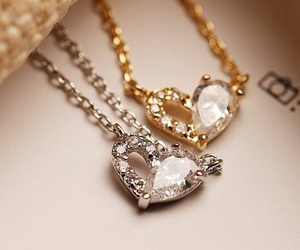 fashion, accessories, and heart image