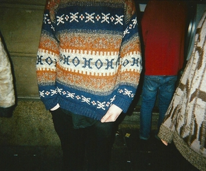 indie, hipster, and sweater image