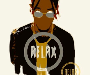 relax and j$tash image