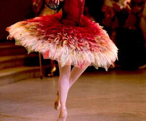 ballet, color, and dance image
