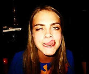 cara delevingne, girl, and funny image