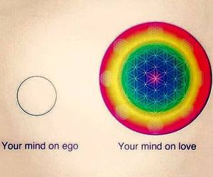 hippie and love image