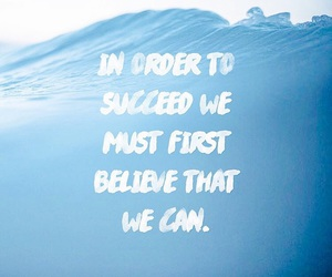 quotes, blue, and ocean image